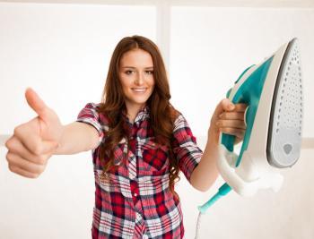Nettoyage fer repasser semelle comment nettoyer une for Nettoyer la semelle d un fer